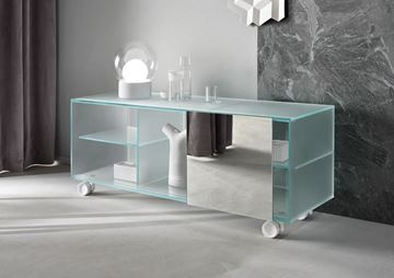 Picture of Tonelli Design Shoji Madia Sideboard MW Finish Small Size