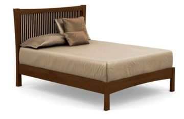 Picture of Copeland Furniture Berkeley Bed in Cherry 43