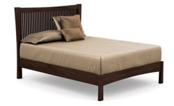 Picture of Copeland Furniture Berkeley Bed in Cherry 53