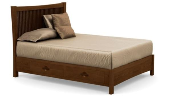 Picture of Copeland Furniture Berkeley Storage Bed 43
