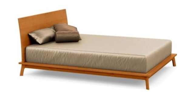 Picture of Copeland Furniture Catalina Cherry Bed