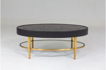 Picture of Global Views Ellipse Coffee Table