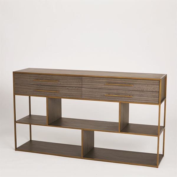 Picture of Global Views Mack Console Table