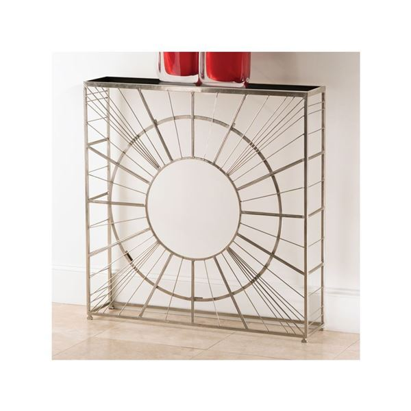 Picture of Global Views Radial Console Table