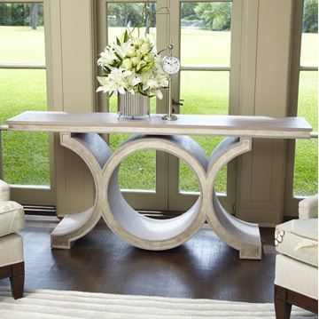 Picture of Global Views Link Console Table