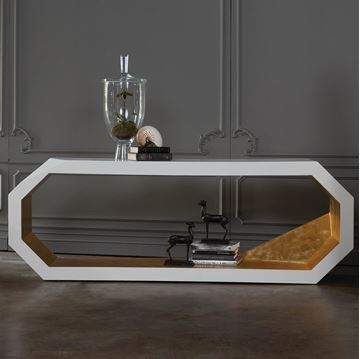 Picture of Global Views Facet Console Table