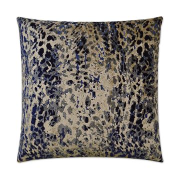 Picture of DV KAP SARABI PILLOW - BLUE