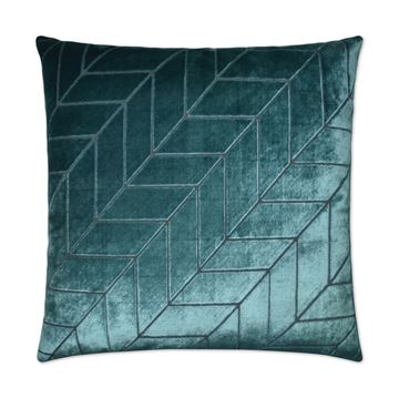 Picture of DV KAP VILLA PILLOW - TEAL