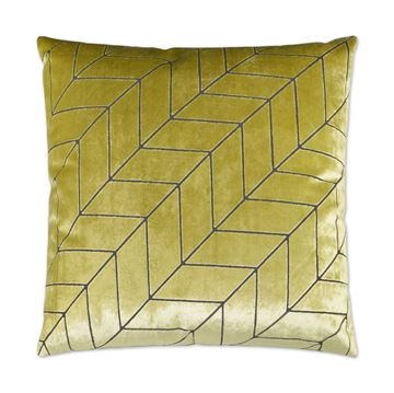 Picture of DV KAP VILLA PILLOW - HONEYDEW