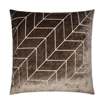Picture of DV KAP VILLA PILLOW - MOCHA