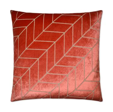 Picture of DV KAP VILLA PILLOW - CORAL