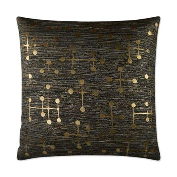 Picture of DV KAP MORSE PILLOW - BLACK