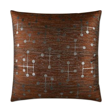 Picture of DV KAP MORSE PILLOW - COPPER