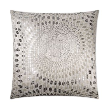 Picture of DV KAP WHIRL PILLOW - SILVER