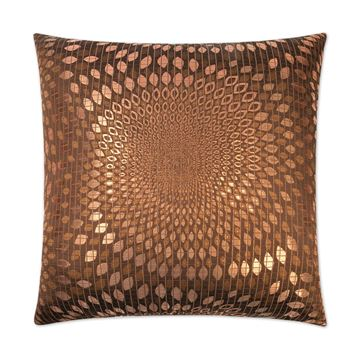 Picture of DV KAP WHIRL PILLOW - COPPER