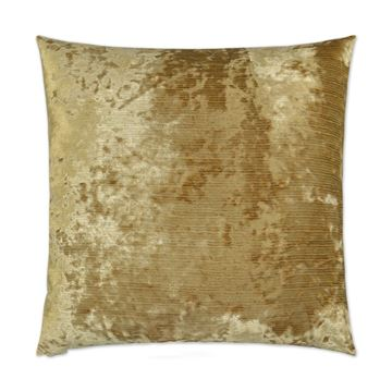 Picture of DV KAP MIRANDA PILLOW - GOLD