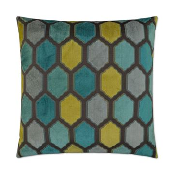 Picture of DV KAP MALLORCA PILLOW - LAGUNA