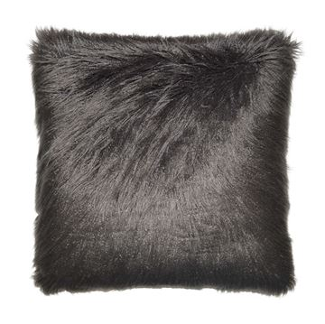 Picture of DV KAP LLAMA PILLOW - CHARCOAL