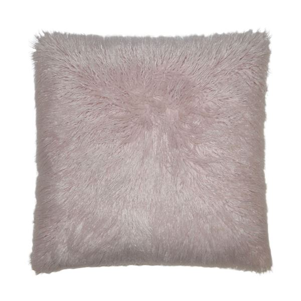 Picture of DV KAP LLAMA PILLOW - BLUSH