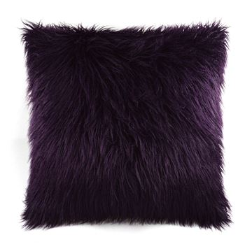 Picture of DV KAP LLAMA PILLOW - PLUM