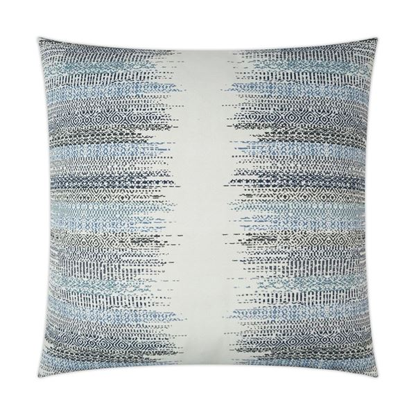 Picture of DV KAP FONTANA PILLOW - BLUE