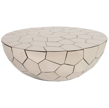 Picture of Phillips Collection Crazy Cut Coffee Table Round