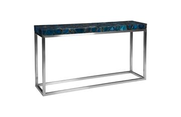Picture of Phillips Collection Agate Console Table