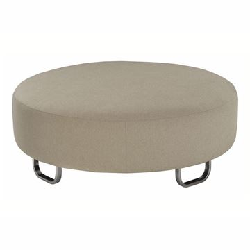 Picture of Lazar Calcutta Ottoman Round