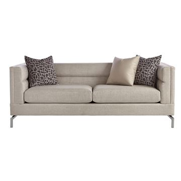 "Picture of Lazar Scarlet 60"" Loveseat"