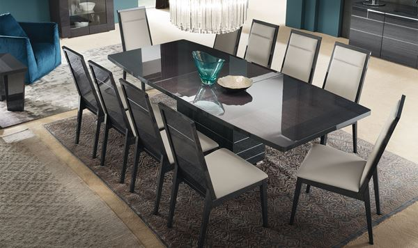 Picture of ALF Versilia Dining Set With 8 Chairs