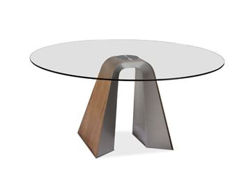 Picture of Elite Modern Hyper Round Dining Table 389RND
