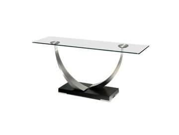 Picture of Elite Modern Tangent Console Table 265C