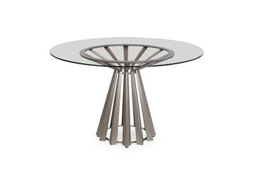 Picture of Elite Modern Corona Dining Table 3003RND-48