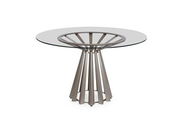 Picture of Elite Modern Corona Dining Table 3003RND-54
