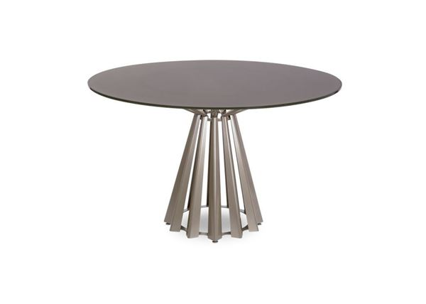 Picture of Elite Modern Corona Dining Table 3003RND-54 DUNE