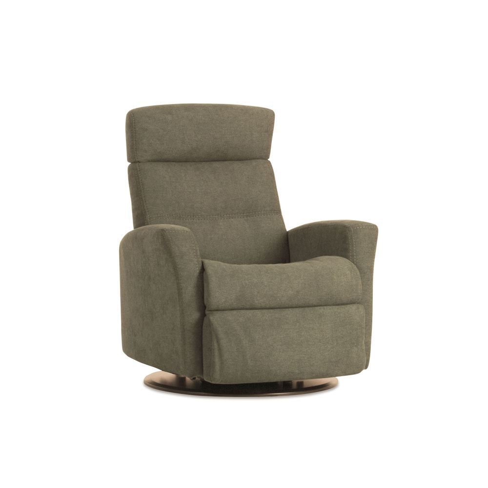 Fosters Furniture Img Divani Large Recliner Habitat 713 Almond