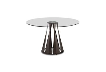 Picture of Elite Modern Carnival Dining Table 3017RND-54