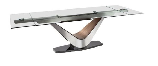 Picture of Elite Modern Victor Dining Table 3018-78