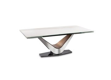 Picture of Elite Modern Victor Dining Table 3018-CER.CG