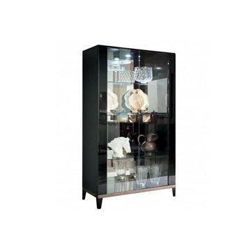 Picture of ALF Mont Noir Dining Collection Curio Cabinet