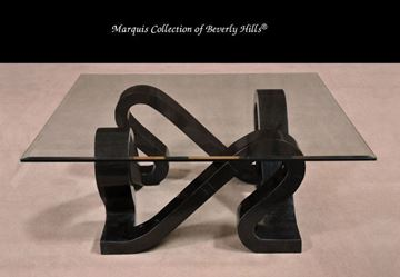 Picture of Marquis Collection Ribbon Coffee Table