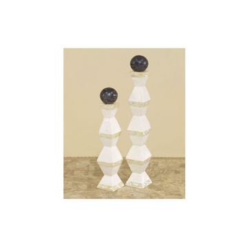 Picture of Marquis Collection Stretch Candle Holders