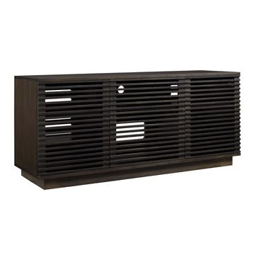 "Picture of Greenington Rowan Media Cabinet 64"" Havana"