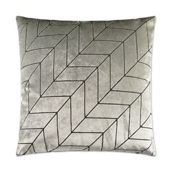 Picture of DV KAP VILLA PILLOW - SILVER - SET OF 3
