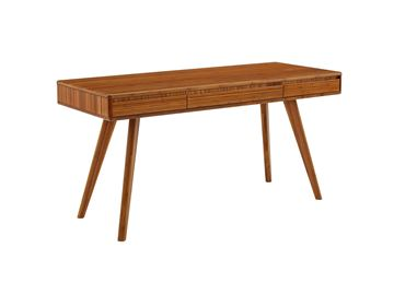 Picture of Greenington Currant Writing Desk in Amber